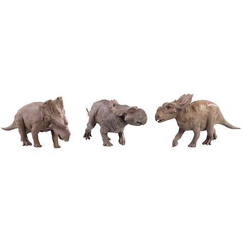 Buy Walking With Dinosaurs Figures, Pack of 3 Online at johnlewis.com