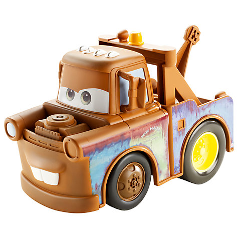 Buy Disney Cars Rev Ups, Assorted Online at johnlewis.com