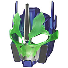 Buy Transformers Beast Hunter Mask, Assorted Online at johnlewis.com