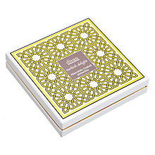 Buy Divan Chocolate Covered Pistachio Turkish Delights Box, 275g Online at johnlewis.com