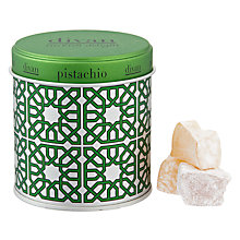 Buy Divan Pistachio Turkish Delights Box, 20 pieces Online at johnlewis.com