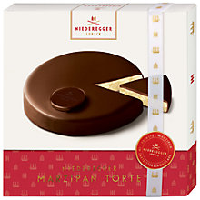 Buy Niederegger Black Forest Marzipan Cake, 185g Online at johnlewis.com