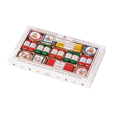 Buy Niederegger Assorted Marzipan Selection, 400g Online at johnlewis.com
