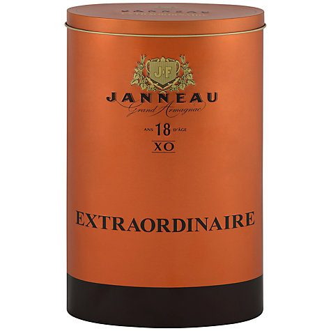 Buy Janneau 18 Year Old Armagnac, 75cl Online at johnlewis.com