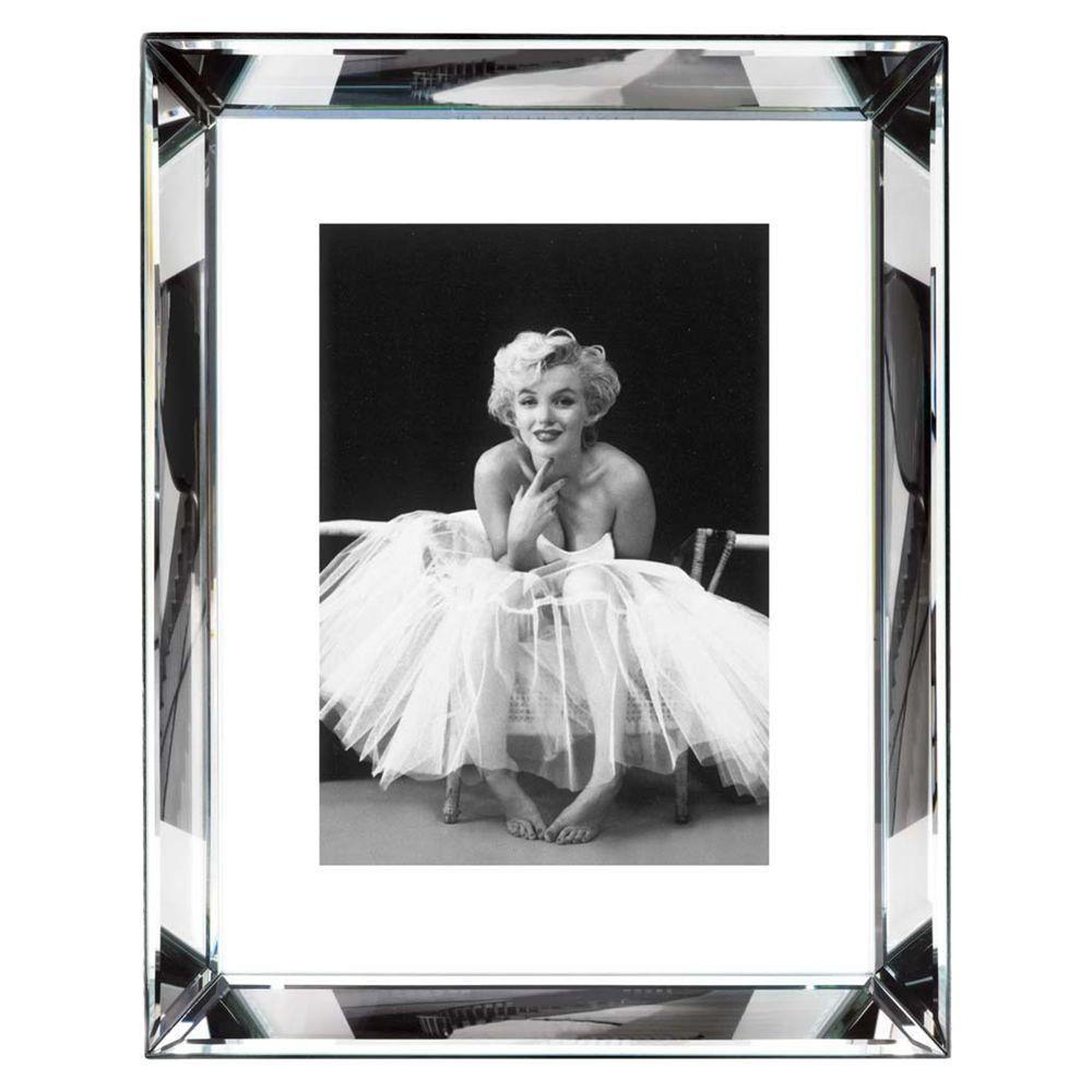 Brookpace Brookpace, The Manhattan Collection - Marilyn Monroe Ballerina Framed Print, 87 x 67cm
