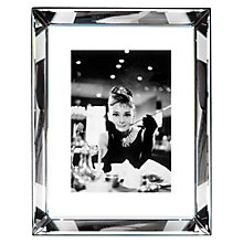 Buy Brookpace, The Manhattan Collection - Audrey Hepburn Framed Print, 87 x 67cm Online at johnlewis.com