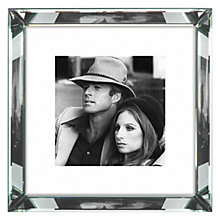 Buy Brookpace, The Manhattan Collection - Robert Redford and Barbra Streisand Framed Print, 46 x 46cm Online at johnlewis.com