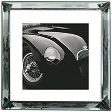 Buy Brookpace, The Manhattan Collection - Jaguar C-Type Framed Print, 57 x 57cm Online at johnlewis.com