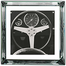 Buy Brookpace, The Manhattan Collection - 1959 Porsche Framed Print, 57 x 57cm Online at johnlewis.com
