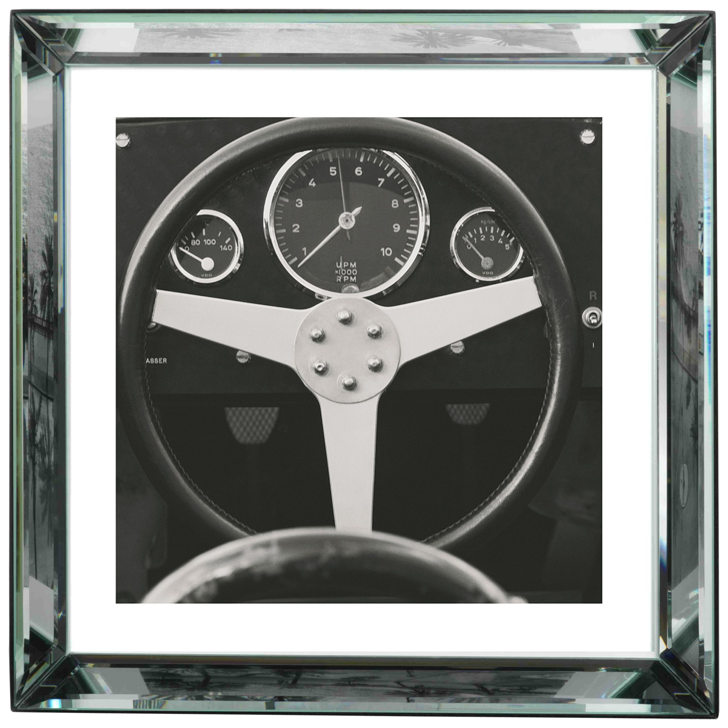 Brookpace Brookpace, The Manhattan Collection - 1959 Porsche Framed Print, 57 x 57cm