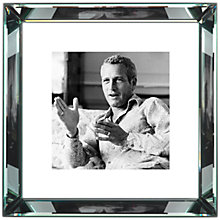 Buy Brookpace, The Manhattan Collection - Paul Newman Framed Print, 46 x 46cm Online at johnlewis.com