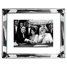 Buy Brookpace, The Manhattan Collection - Thunderball Casino Framed Print, 67 x 87cm Online at johnlewis.com