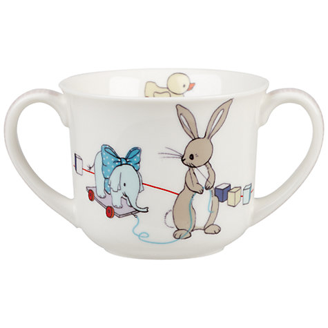 Buy Belle & Boo Dinner Set Gift Box, Pink Online at johnlewis.com