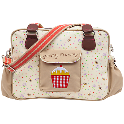 Pink Lining Yummy Mummy Changing Bag Bumble Bee
