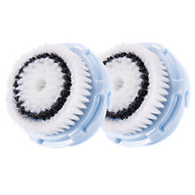 Buy Clarisonic Delicate Brush Head, Twin Pack Online at johnlewis.com