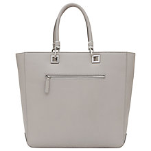 Buy Reiss Frankie Tote, Pale Grey Online at johnlewis.com