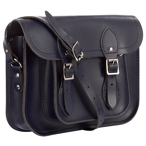 "Buy The Cambridge Satchel Company The Classic 11"" Leather Satchel Bag Online at johnlewis.com"