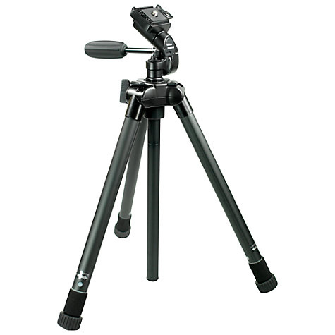 Buy Velbon Ultra MAXi L Travel Tripod, Black Online at johnlewis.com