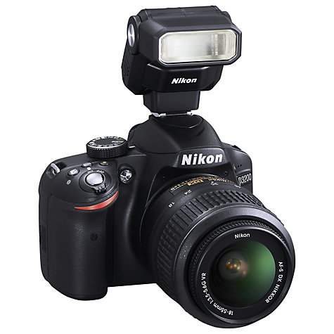 Buy Nikon SB-300 Speedlight Flash Online at johnlewis.com