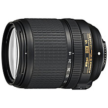 Buy Nikon 18-140mm f/3.5-5.6G ED VR Zoom Lens Online at johnlewis.com