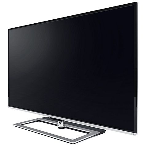 "Buy Toshiba 58L9363 LED 4K Ultra HD 3D Smart TV, 58"" with Freeview HD, 2x 3D Glasses Online at johnlewis.com"