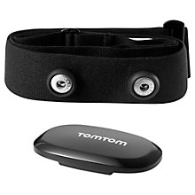 Buy TomTom Heart Rate Monitor Online at johnlewis.com