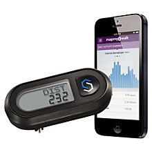 Buy Sync Distance Activity Tracker, Black Online at johnlewis.com