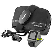 Buy TomTom Runner/Multi-Sport GPS Watch Travel Case Online at johnlewis.com