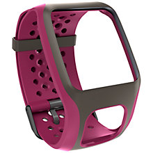 Buy TomTom GPS Watch Regular Comfort Strap Online at johnlewis.com