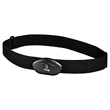 Buy Sync Heart Rate Belt, Black Online at johnlewis.com