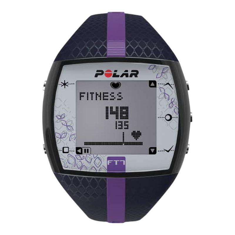Polar Polar FT7 Heart Rate Monitor, Blue/Lilac