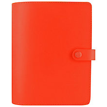 Buy Filofax The Original A5 Organiser, Orange Online at johnlewis.com