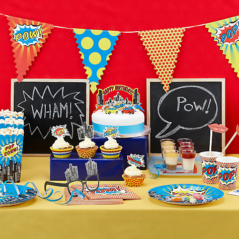 Buy Pop Art Party Online at johnlewis.com