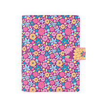 Buy Filofax Pocket Retro Blossom Organiser, Pink Online at johnlewis.com