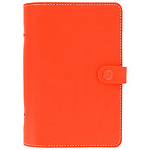 Buy Filofax The Original Personal Organiser, Orange Online at johnlewis.com
