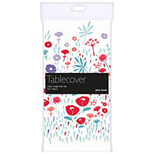 Buy John Lewis Wild Flowers Table Cover, Multi Online at johnlewis.com