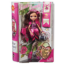 Buy Ever After High Briar Beauty Doll Online at johnlewis.com