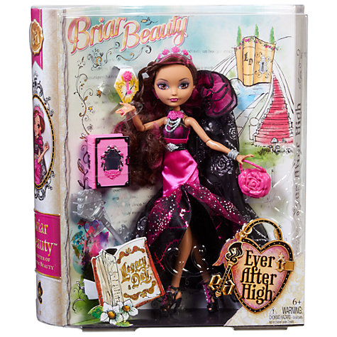 Buy Ever After High Legacy Day Briar Beauty Doll Online at johnlewis.com
