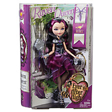 Buy Ever After High Raven Queen Doll Online at johnlewis.com