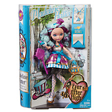 Buy Ever After High Madeline Hatter Doll Online at johnlewis.com