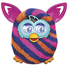 Buy Furby Boom, Black/Pink Online at johnlewis.com