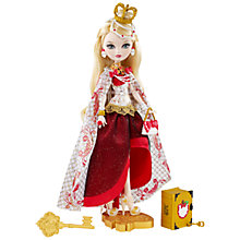 Buy Ever After High Legacy Day Apple White Doll Online at johnlewis.com