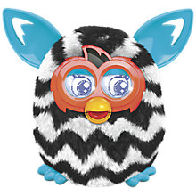 Buy Furby Boom, Black/White Online at johnlewis.com