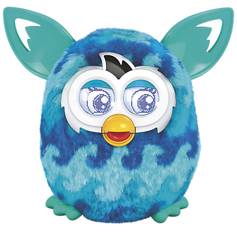 Buy Furby Boom, Blue Waves Online at johnlewis.com