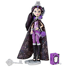 Buy Ever After High Legacy Day Raven Queen Doll Online at johnlewis.com