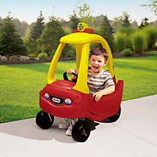 Buy Little Tikes Cosy Coupe 3 Online at johnlewis.com