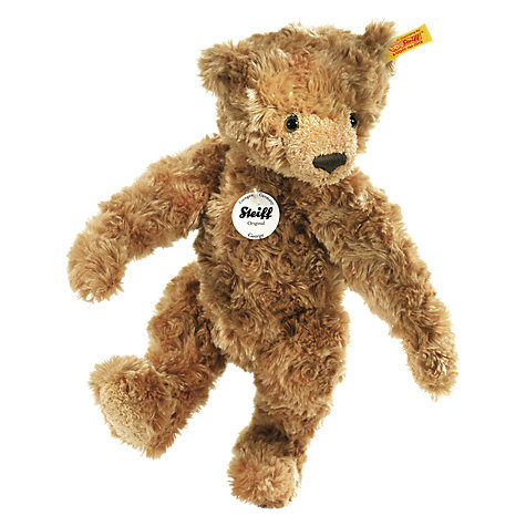 Buy Steiff George Brown Bear, 32cm Online at johnlewis.com