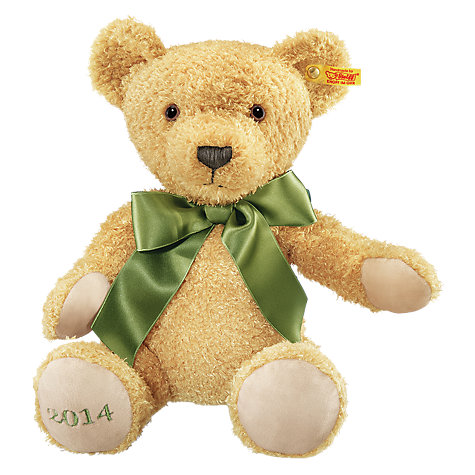 Buy Steiff Cosy Year 2014 Bear Online at johnlewis.com