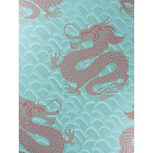 Buy Osborne & Little Celestial Dragon Wallpaper Online at johnlewis.com