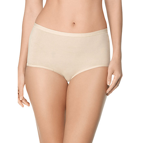Buy Wacoal B-Fitting Briefs, Naturally Nude Online at johnlewis.com